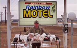 Parkston Rainbow Motel